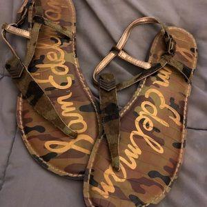Sam Edelman CAMO sandals size 7.5
